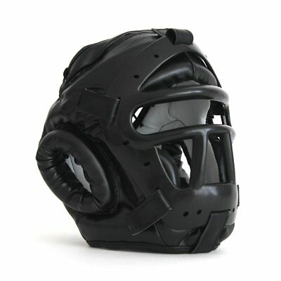 NEW SMAI Head Full Face Guard Gear Helmet Protector - Weapons - Martial Arts ...