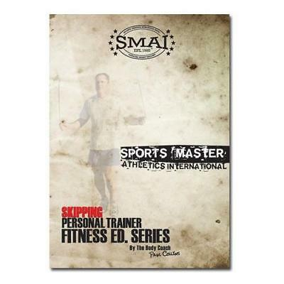 NEW SMAI Skipping DVD - Crossfit Gym Sport Training Boxing MMA Muay Thai WOD