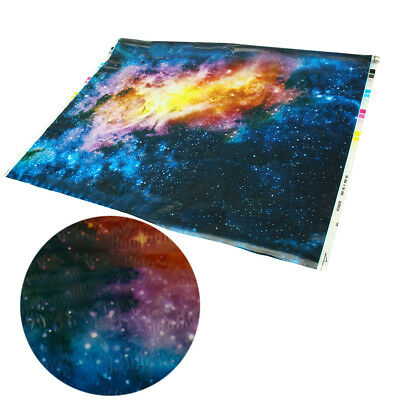 0.5x1m PVA Starry Sky Printing Water Transfer Dipping Hydrographics Hydro Film