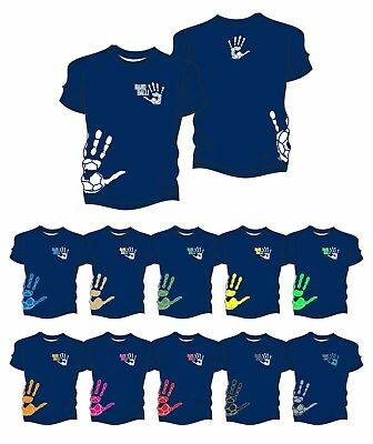 "T-Shirt Handball-Collection ""navy"""