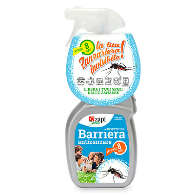 Barriera antizanzare, Zapi Gearden, EFFICACE 8 ORE, 750ml