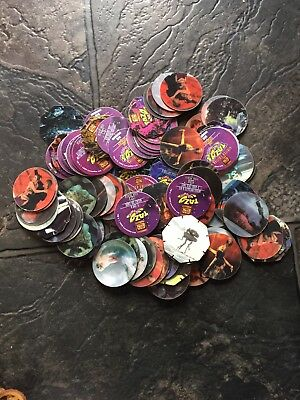 Approx 100 Star Wars Tazos! Collectibles!