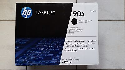 Genuine New HP 90A, CE390A BLACK TONER for M4555MFP
