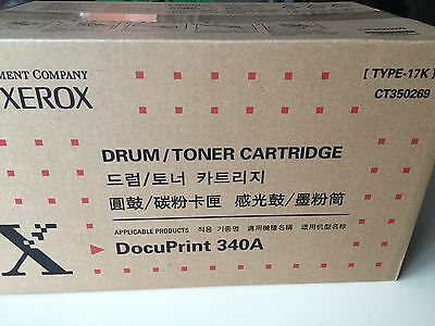 New Genuine Fuji Xerox CT350269 Toner Cartridge for Docuprint 340A
