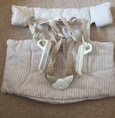 Seat Cover And Harness For Tripp Trapp High Chair Stokke