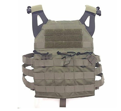 Crye Precision Style JPC Jumpable Plate Carrier Ranger Green Repro Size Large