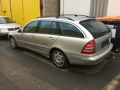 Mercedes-Benz C240 T4-Matic Allrad