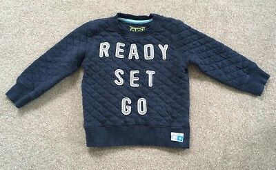 Next Boys Jumper 18-24 Months