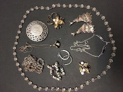 Bulk lot of Pre-owned costume JEWELLERY
