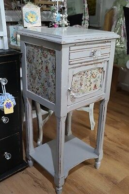 Antique French Pine Pot Cupboard