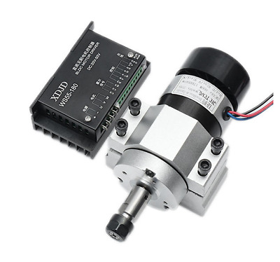 Brushless Spindle Motor Electric Engraver Speed Controller For Engraving Tool