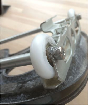 Rowing - Ball-bearing wheel - 4 pcs.