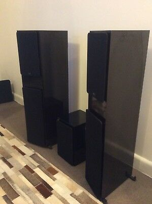 NHT Sound: Highly Acclaimed Stereo And Centre Speakers