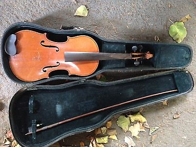 "Violin, ""Manufactured In Berlin Special Copy Of Nicklaus Amati"""