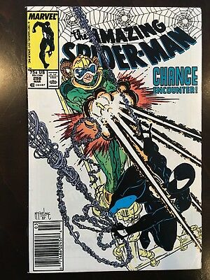 The Amazing Spider-Man #298 - Venom in costume - McFarlane Art