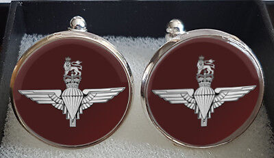 Parachute Regiment (Paras) Cufflinks - A Great Gift
