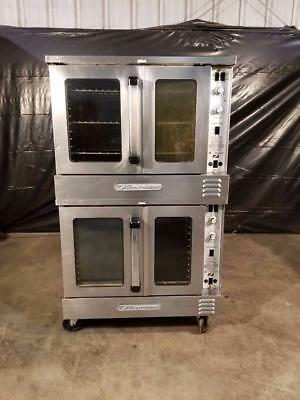 Southbend BGS-22SC Double Stack Natural Gas Convection Oven