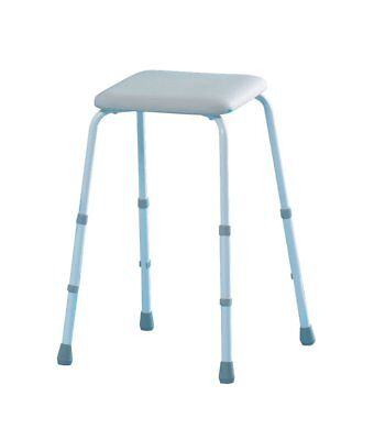 Homecraft Sherwood Height Adjustable Perching Shower Stool