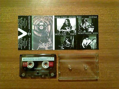 "Neurotomy (Ita) ""In extremis"" Demo 1996 Rare."