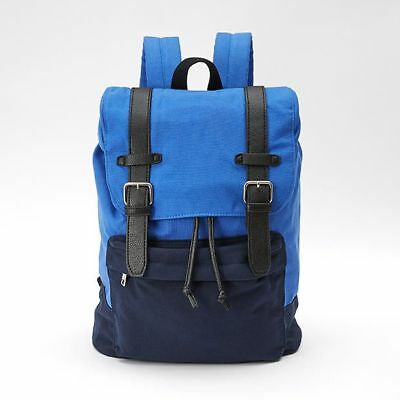 NEW Buckle Canvas Backpack Kids