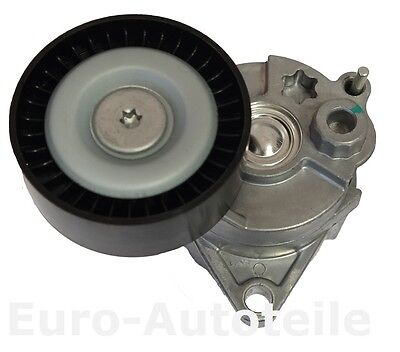 Timing Belt Tensioner Pulley for wedge-ribbed Mercedes