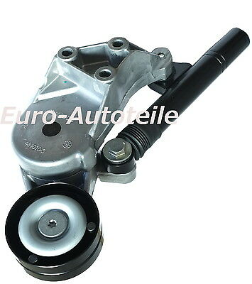 Tensioner incl. Tension Pulley and Damper for Bora Golf IV 66+81kw 1.9