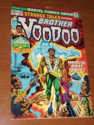 STRANGE TALES #169 ==   1ST APPEARANCE OF BROTHER VOODOO  (VG+/Fine-)