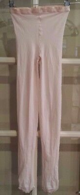 Capezio HOLD & STRETCH® TRANSITION™ TIGHT womens, size large, ballet pink