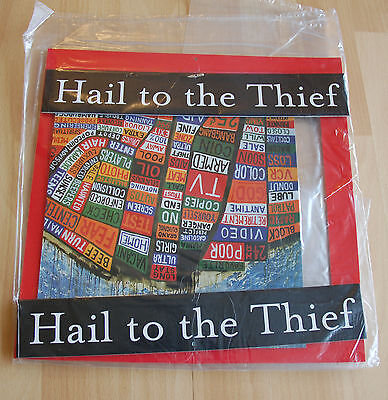 Radiohead Hail to the Thief Promotional Mobile New Still Sealed. Ex Shop Display