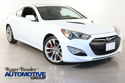 2015 Hyundai Genesis 3.8 Coupe 2-Door 2015 Hyundai Genesis Coupe 3.8L Ultimate