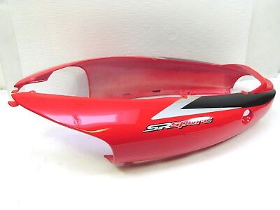 APRILIA SR 50 Ditech WWW Racing Hatch FAIRING RED NEW