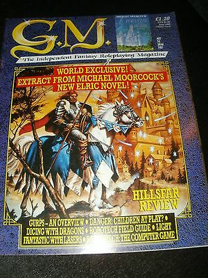 G M The Independent Fantasy Roleplaying Magazine Vol 1 Issue 10