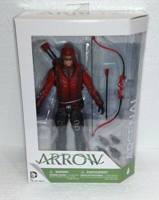 Dc Collectible Arrow Arsenal Brand New Free Shipping