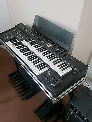 Orla r510p organ with amp and stool