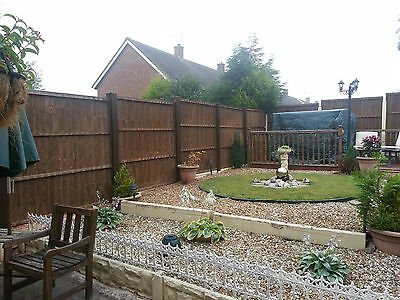 Concrete Fence Post Extension Leave your post in Slide on the Sleeve Solid Steel