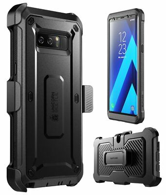 Samsung Galaxy Note 8 / Note 9 Case SUPCASE Full body Unicorn Beetle Pro Cover