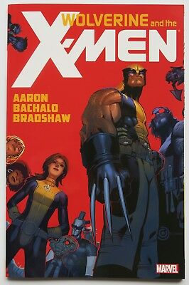 Wolverine and the X-Men Vol. 1 NEW Marvel Graphic Novel Comic Book