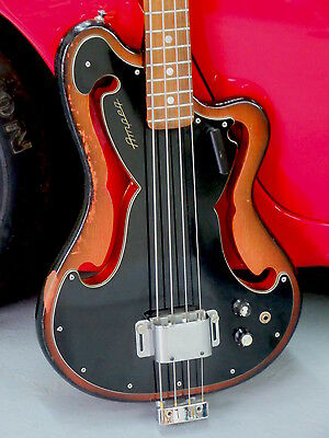 1968 AMPEG AEB-1 Bass all original killer cool & rare example.