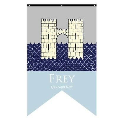 A Game Of Thrones House Frey Family Banner