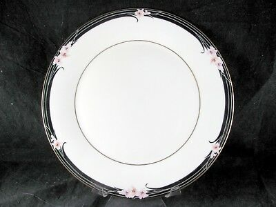 """Royal Doulton Enchantment Vogue Dinner Plate, 10-1/2"""", gold, 16 available"""