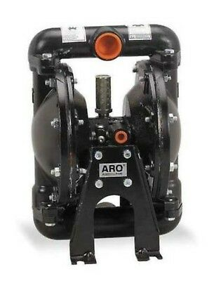 Aro/ingersoll Rand 66610A-322-C, 1 Inch, Metallic, Air Operated Diaphragm Pump