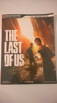 The Last of Us Lösungsbuch PS3 Xbox 360 PC PS4 Walk through deutsch selten rar
