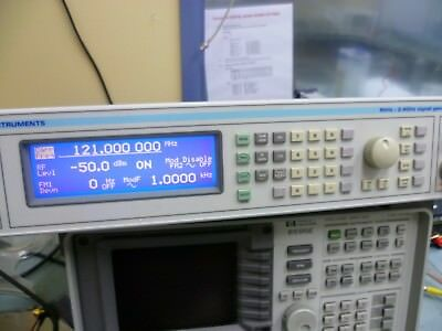Marconi 2024 Signal Generator 9 kHz to 2.4 GHz