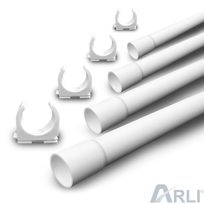 pipe electrical conduit pvc Installation Tube Lugged M 16 20 25 32 mm