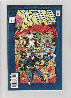 X-Men 2099  (10) Comic Book Lot  Includes  #1