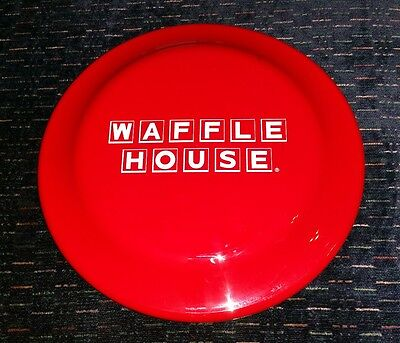 Waffle House Red Frisbee