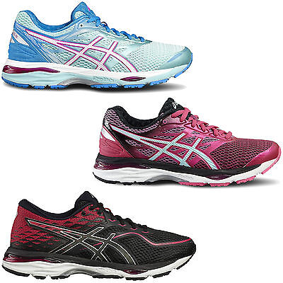 Asics Gel-Cumulus 17 18 19 women's running shoes Trainers Training shoes NEW