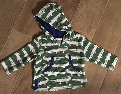 Pottery Barn Kids Alligator Terry Kid Cover Up Size 12-18 Months