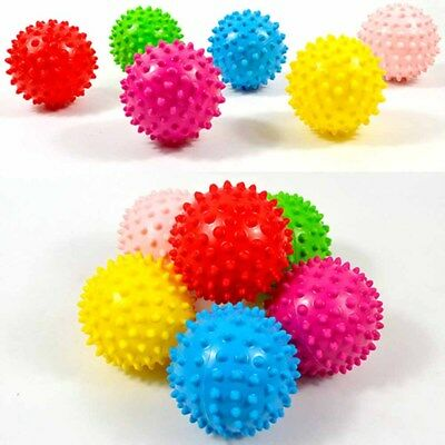 Spikey Massage Ball Trigger Point Muscle Feet Arm Neck Back Pain Stress Relief