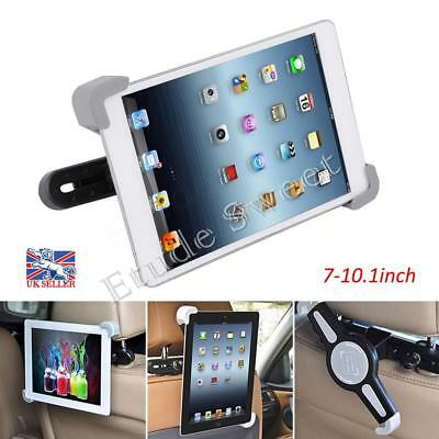 """Universal Headrest Seat Car Holder Mount for iPad 1 2 3 4, Air & 10"""" Tablets NEW"""